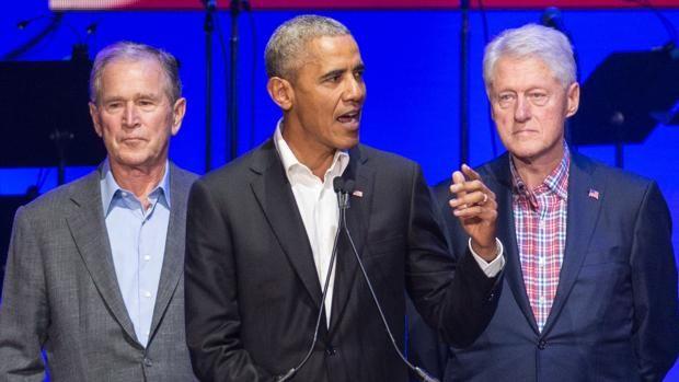 Vacuna para los ex presidentes