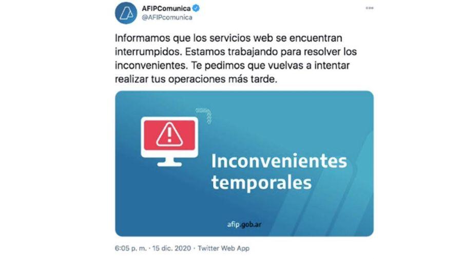 AFIP 20201215