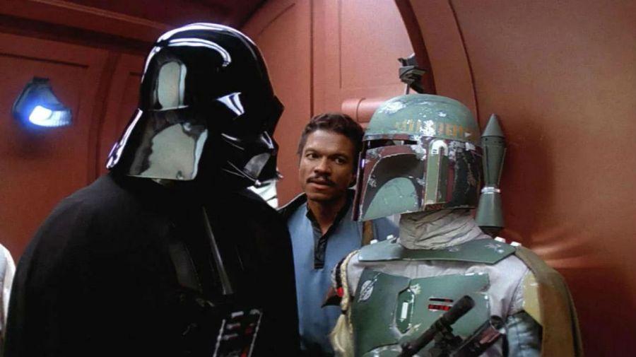 Darth Vader - Boba Fett