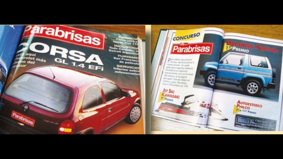 Historia revista Parabrisas capítulo 12