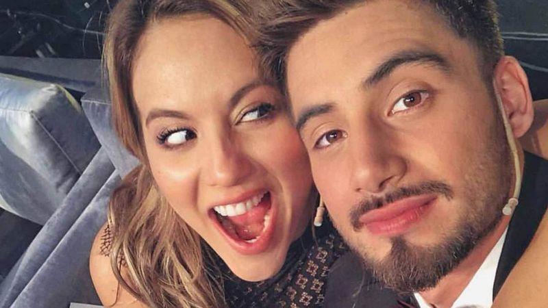 La reacción de Flor Vigna y Nico Occhiato ante los rumores de embarazo