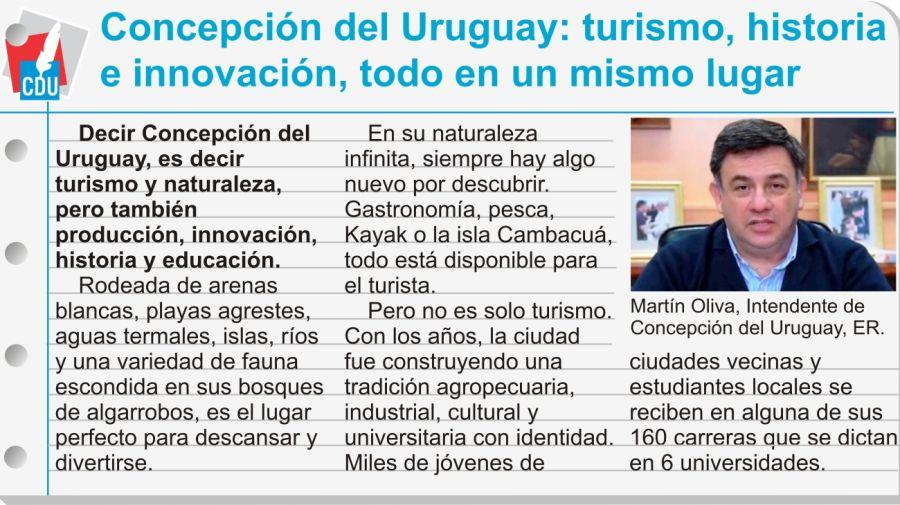 Concepción del Uruguay - Cuadro 1