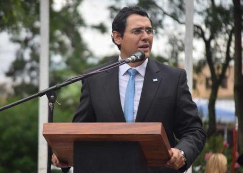 Gustavo Solis Rosario de la Frontera