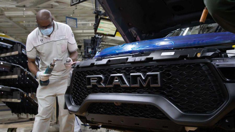 RAM 1500 TRX