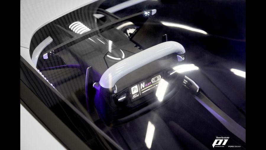 Team Fordzilla P1: el auto de videojuegos convertido en uno real