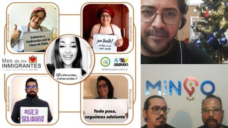 venezolanos observador redes ayuda 20201219