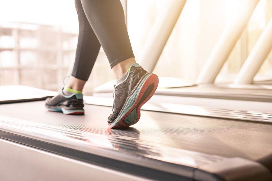 Caminata quema calorías