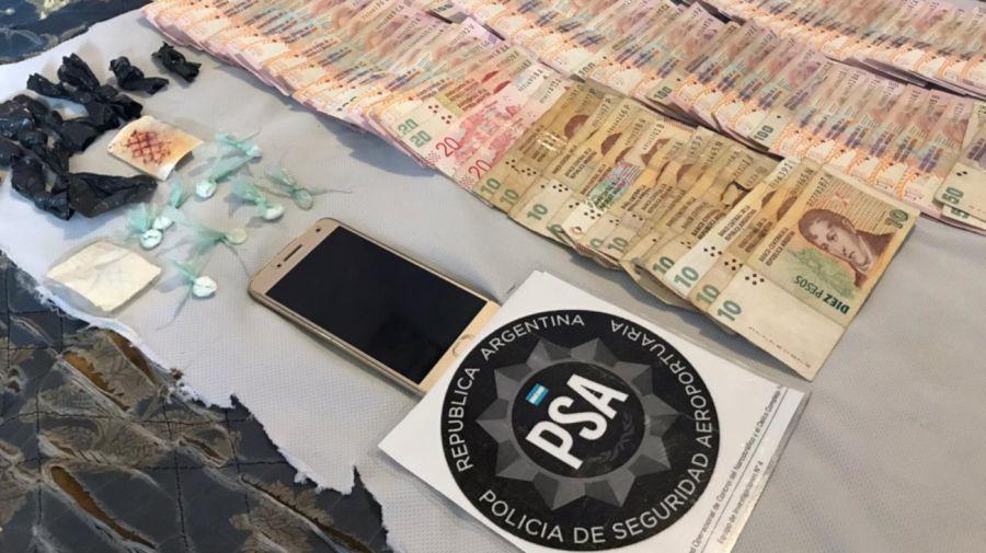 2020 21 12 Banda PSA San Lorenzo Droga