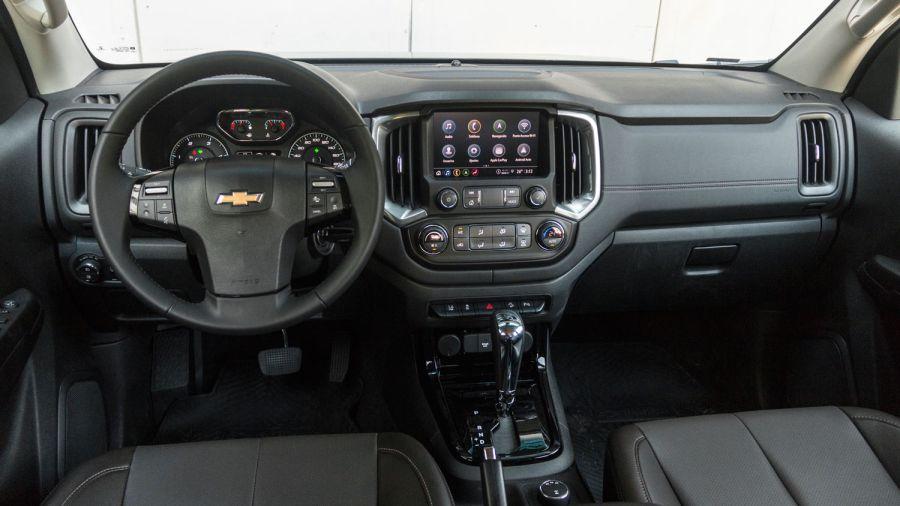 Chevrolet Trailblazer 2.8 CTDI 4x4 Premier AT