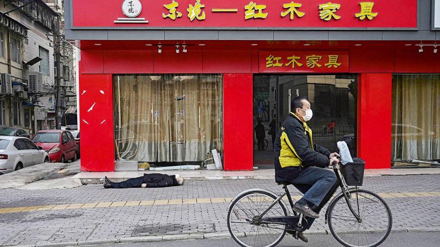 Pandemia en China