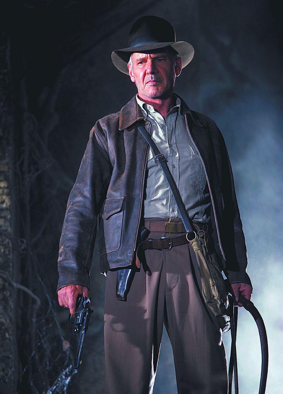 Harrison Ford volverá y será Indiana...
