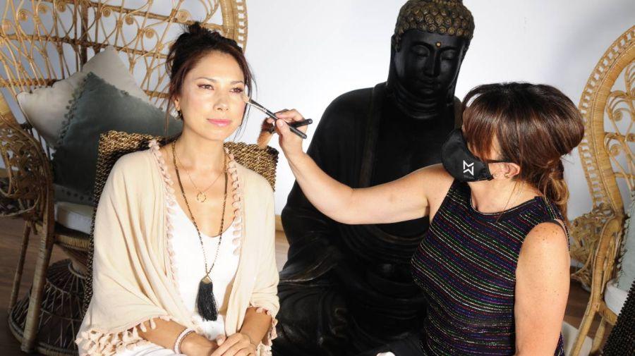 Lola Castillo, técnicas de meditación