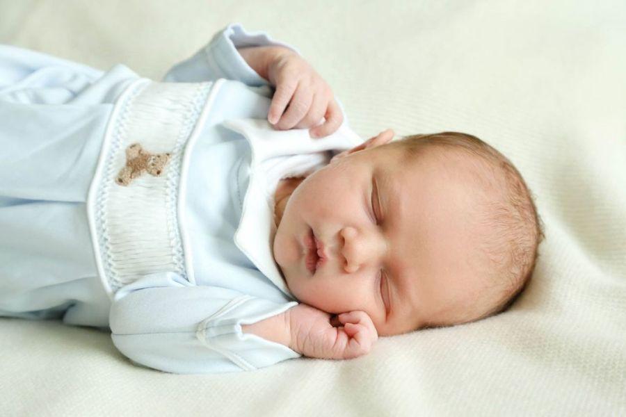 Las tiernas imágenes del bebé royal de Luxemburgo