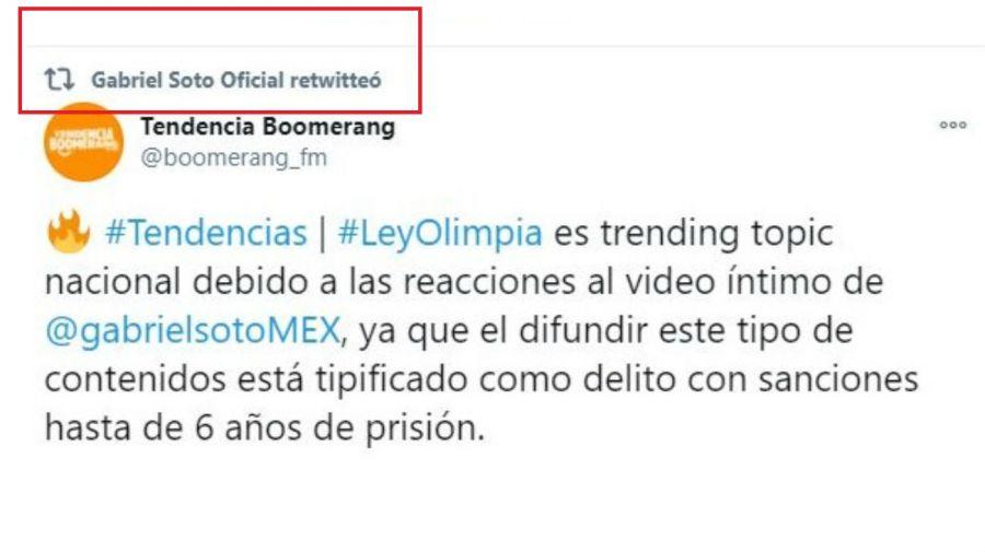 Ley Olimpia