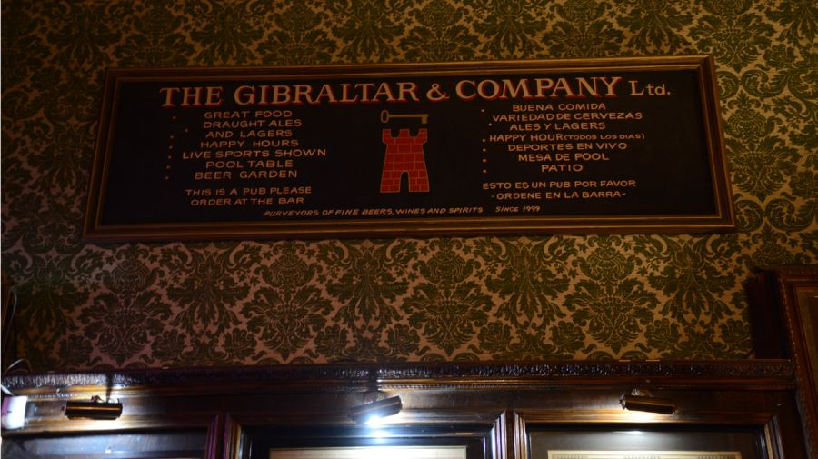 the Gibraltar San Telmo 2