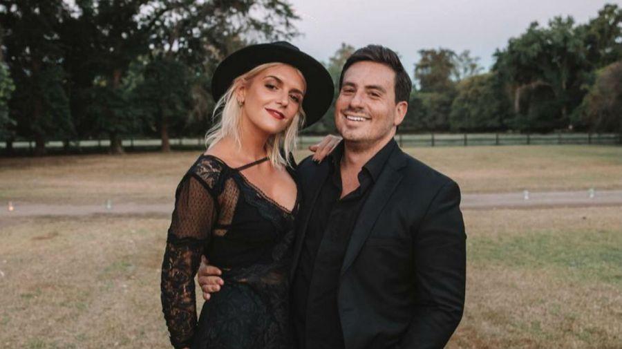 Sofia Aldrey y Federico Bal
