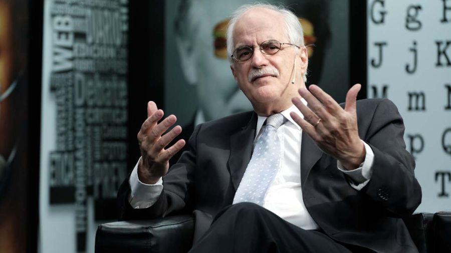 Jorge Taiana, en la entrevista con Jorge Fontevecchia.