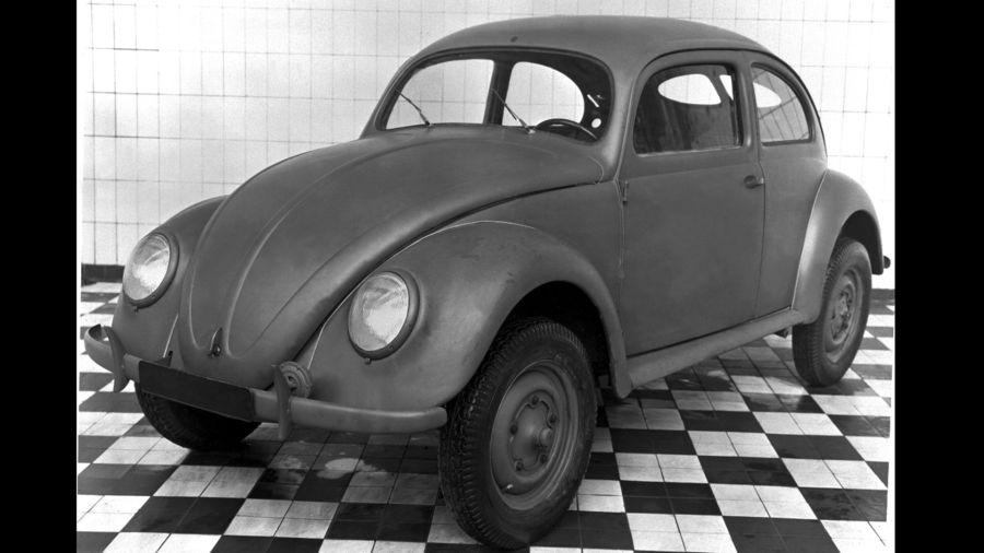 Hace 75 años comenzaba a fabricarse en serie el VW Escarabajo