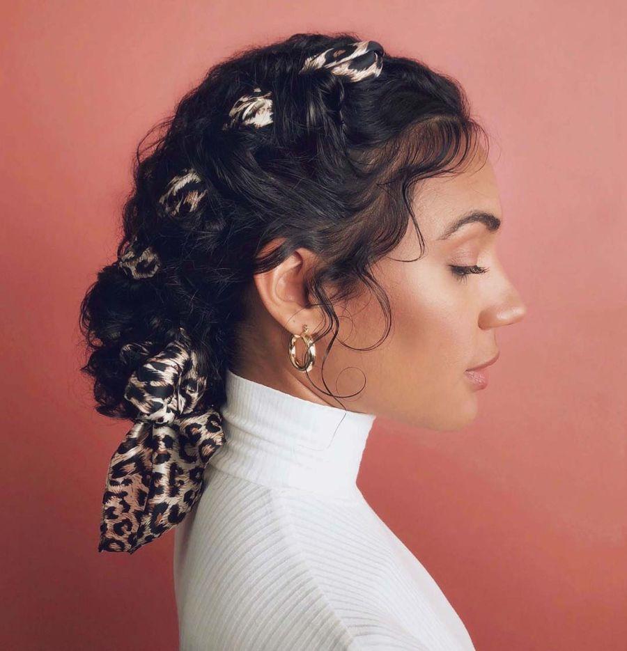 Peinados fáciles para brillar en las Fiestas