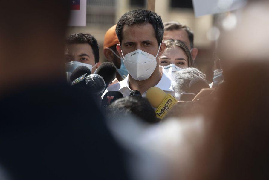 Juan Guaido Holds Referendum Vote Against President Nicolas Maduro