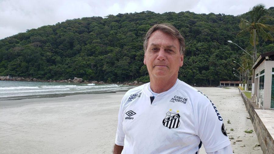 Bolsonaro Santos
