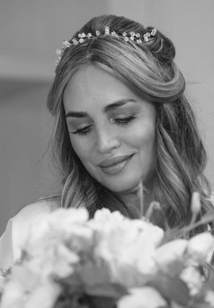 El álbum de boda de Belén Francese y Fabián Lencinas