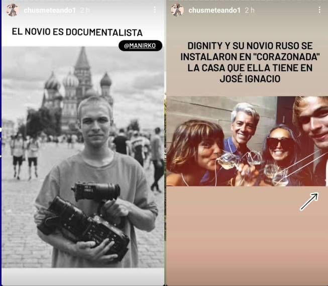 Fin de año de amor: así es la particular casa donde Calu Rivero recibirá el 2021 con su novio ruso