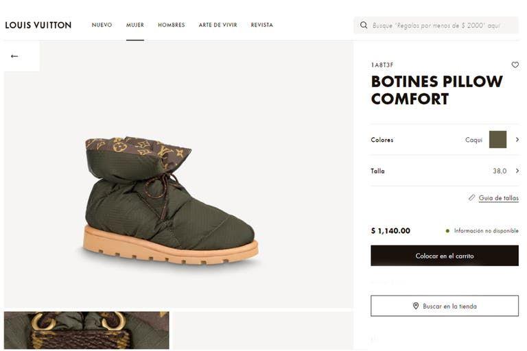 De lujo: cuánto cuestan las botas que lució Wanda Nara en sus vacaciones