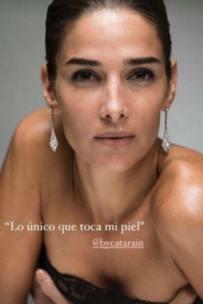 Juana Viale y las fotos más sensuales que compartió en redes