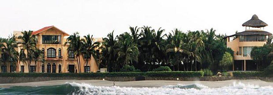 Así es la mansión de Luis Miguel en Acapulco que está en la ruina
