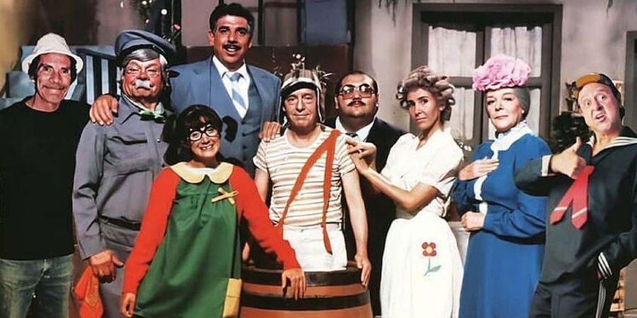 Por decisión del Grupo Chespirito, ninguna de las series de Gómez Bolaños pueden verse ya en tevé.