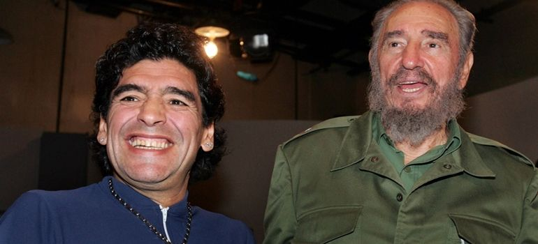 Se conoció los detalles de la mansión que Fidel Castro regaló a Maradona en Cuba