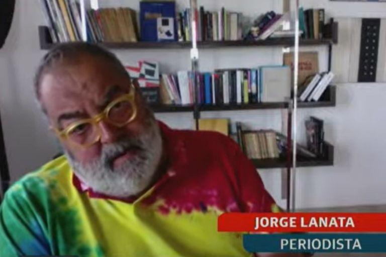 A lo Bob Marley: el particular look de Jorge Lanata que dio que hablar