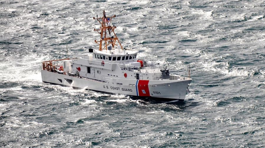 Coast Guard USA 20210105