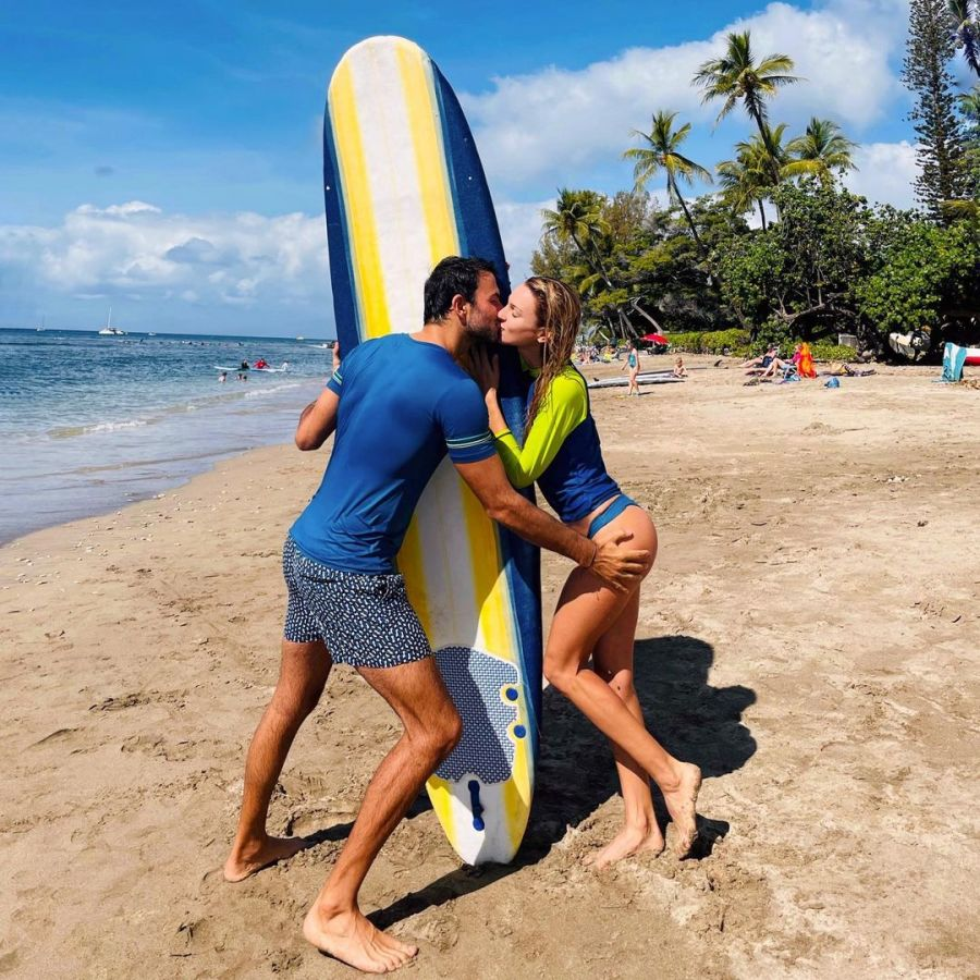 nives zuberbuller en hawaii
