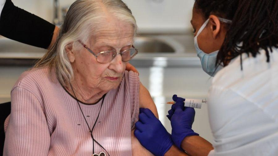 Países Ranking Vacunación