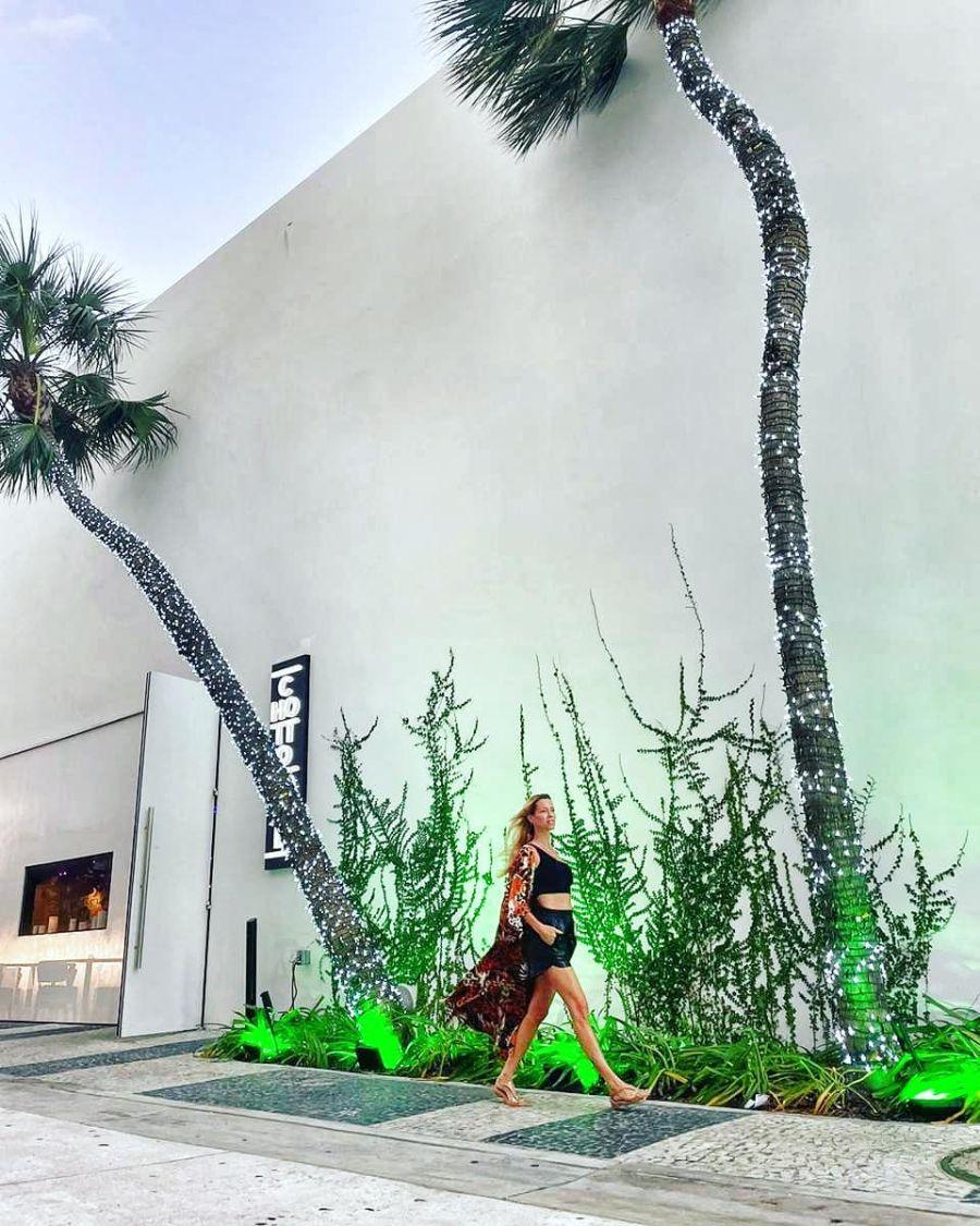 Miami y México: los destinos que las celebridades eligieron para veranear
