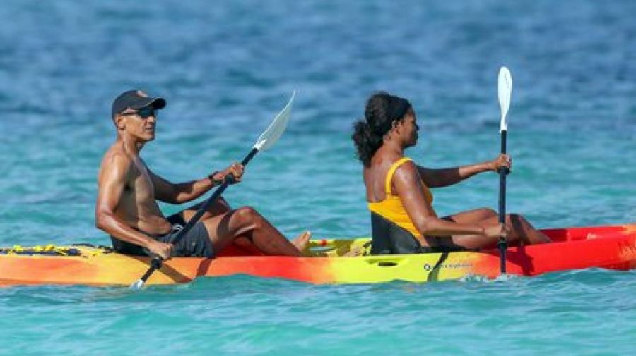 Barack y Michelle