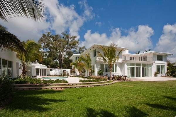 Conocé por dentro la casa de Elizabeth Taylor que se vendió en Miami