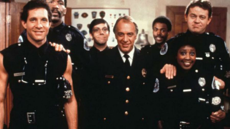 Locamedia de Policia