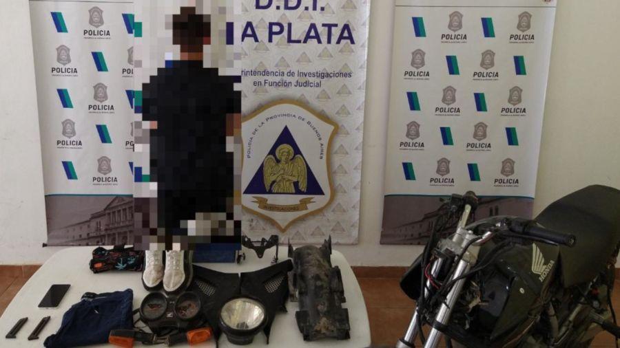 2021 08 01 Caso Piparo Detenido Menor