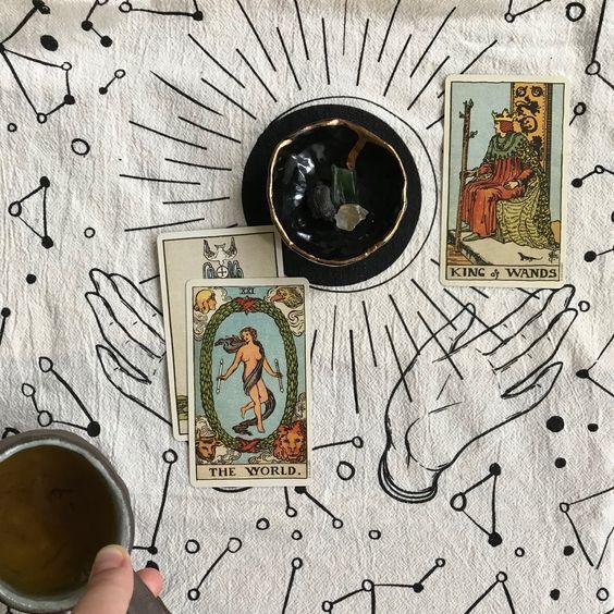 Cómo las cartas del tarot pueden ayudarte a controlar el 2021