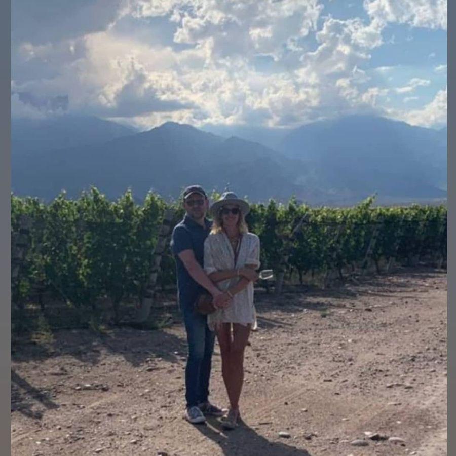Christophe Krywonis y Dolores Barreiro ¿El romance menos pensado?