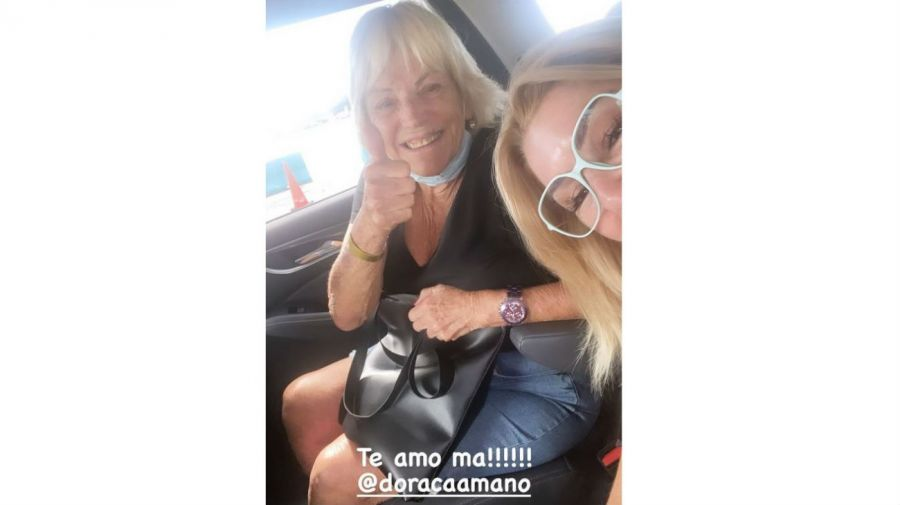 Yanina Latorre y Dora