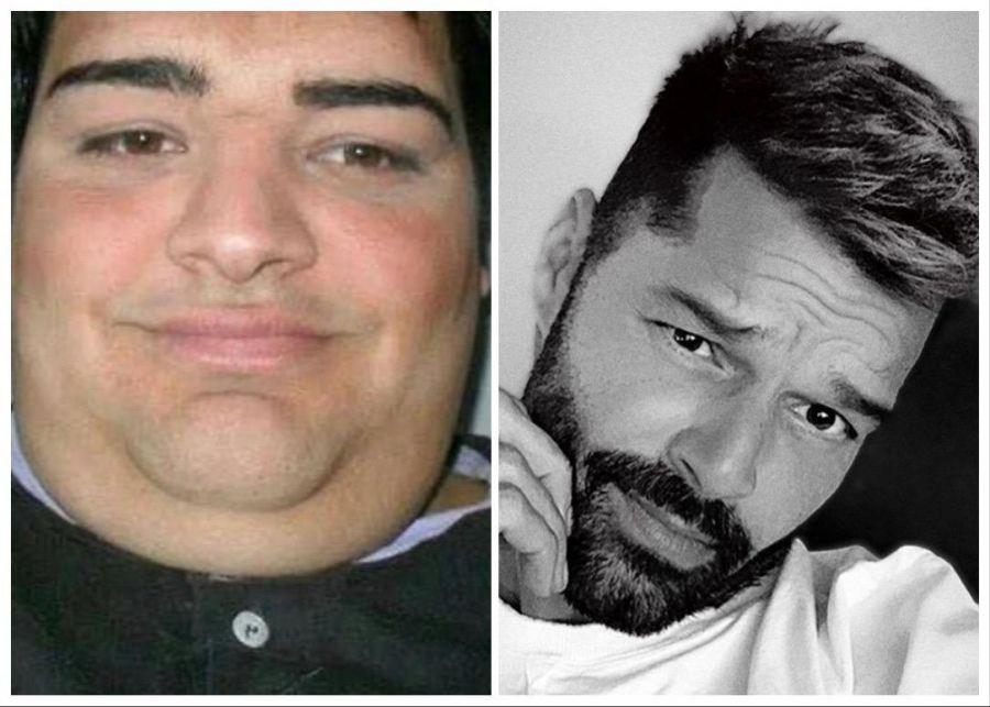 Fran Mariano - Ricky Martin
