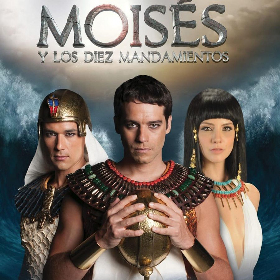 Moises y los diez mandamientos