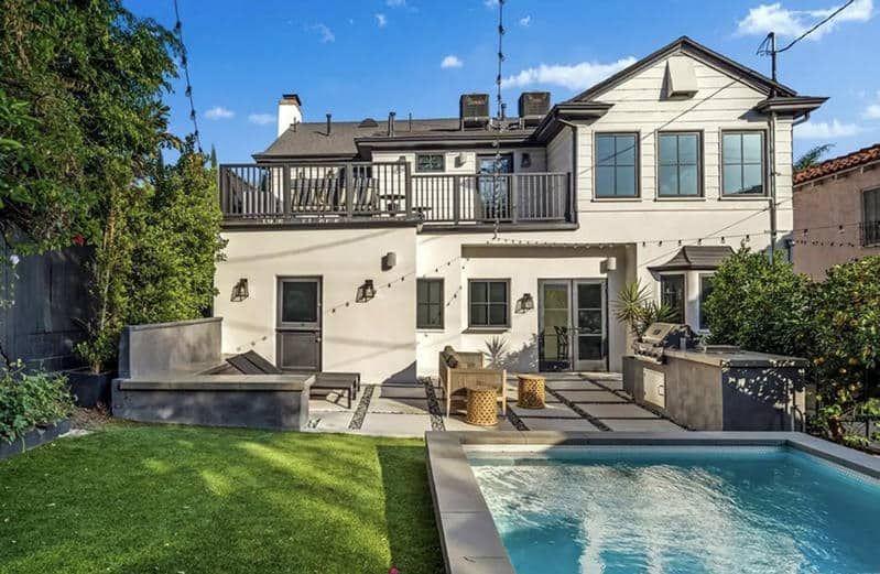 Naya Rivera, la última casa donde vivió se vende a U$2.7 millones