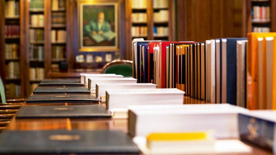 Biblioteca Dámaso Alonso