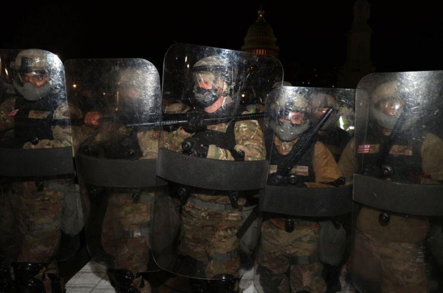 Seguridad durante la asunción presidencial de Joe Biden con el trasfondo de los incidentes en el Capitolio