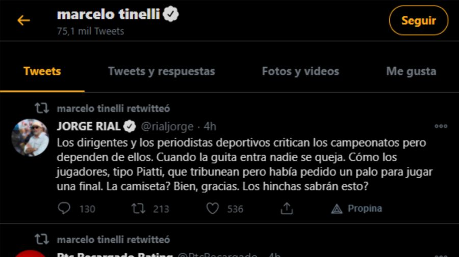 marcelo tinelli jorge rial 0113
